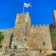 Постер, плакат: Castle Sao Jorge in Lisbon Portugal