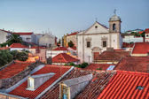 Cathedral in Odivelas, Portugal — Stock Photo
