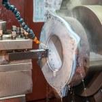 ������, ������: Lathe machine