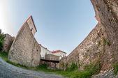 Palanok castle in Mukachevo, Ukraine — Stock Photo