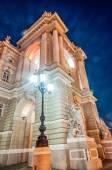 Old Opera Theatre Building in Odessa Ukraine night — Stock Photo