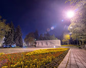 Eternal glory monument in Stavropol — Stock Photo