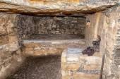 Old Catacombs Odessa — Stock Photo