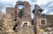 Castle in village Nevicke, Ukraine — Stock Photo