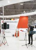 International Exhibition Automechnika — Stock Photo
