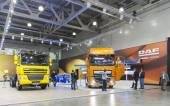 International Exhibition COMTRANS — Stock Photo
