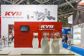 International Exhibition Automechanika — Stock Photo