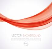 Abstract curves line  background. Template brochure design — Stock Vector
