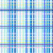Blue seamless texture plaid — Stock Vector