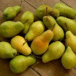 Fresh harvested pears — Stock Photo #53652139