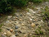 Gravel path — Stock Photo