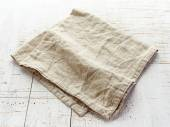 Linen napkin — Stock Photo