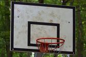 バックボード バスケット ボール — ストック写真