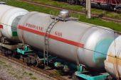 Transportation  gas — Stock Photo