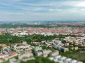 Aerial view of Munich. Munich, Bavaria, Germany — Stock Photo