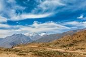 Himalayan landscape — Stock Photo