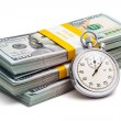 Time is money — Stock Photo #57894541