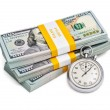Time is money — Stock Photo #57894555