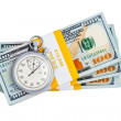 Time is money — Stock Photo #57894565