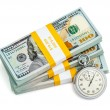 Time is money — Stock Photo #58956621