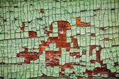 Vintage cracked paint texture — Stock Photo