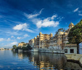 City Palace. Udaipur, India — Stock Photo