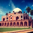 Humayuns Tomb. Delhi, India — Stock Photo #67990101