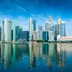 Modern city skyline — Stock Photo #73526023