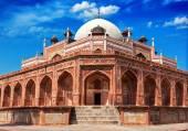 Humayuns Tomb. Delhi, India — Stock Photo