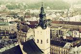 The European Lviv — Stock Photo