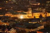 Night Lviv — Stock Photo
