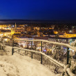 View of small swedish town — Stock Photo #62913509