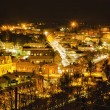 View of small swedish town — Stock Photo #63148579