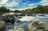 Mountain stream — 图库照片