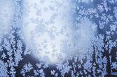冬アイス背景 — ストック写真