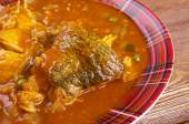Kerala Fish Curry — Stock Photo