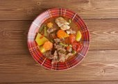 Booyah stew  Wisconsin — Stock Photo