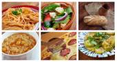 Italian traditional  cuisine — Stock Photo