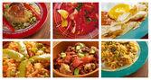 Latin American cuisine — Stock Photo