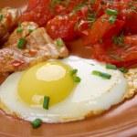 European breakfast — Stock Photo #56132809