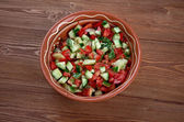 Arab salad — Stock Photo