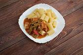Pasta Rigatoni — Stock Photo