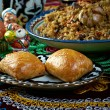 Food set  Central Asian cuisine — Stock Photo #63287629