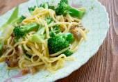 Crunchy Broccoli Salad — 图库照片