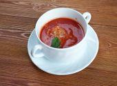 Fisherman's soup — Stock Photo