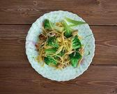 Crunchy Broccoli Salad — Stock Photo