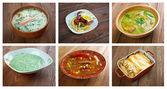. southern food.Latin American cuisine — Stock Photo