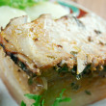 Roasted pork belly — Stock Photo #67302997