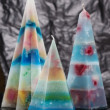 Hand made candles. — Stock Photo #68299821