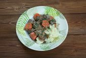 Daube stew — Stock Photo